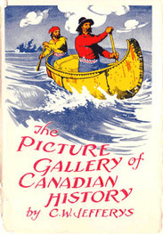{The Picture Gallery of Canadian History Vol. I}